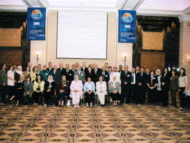 Jordan Delegates
