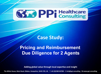 Pricing and Reimbursement