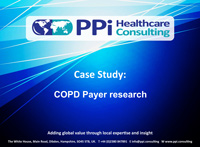 COPD Payer research